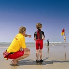 RNLI beach safety